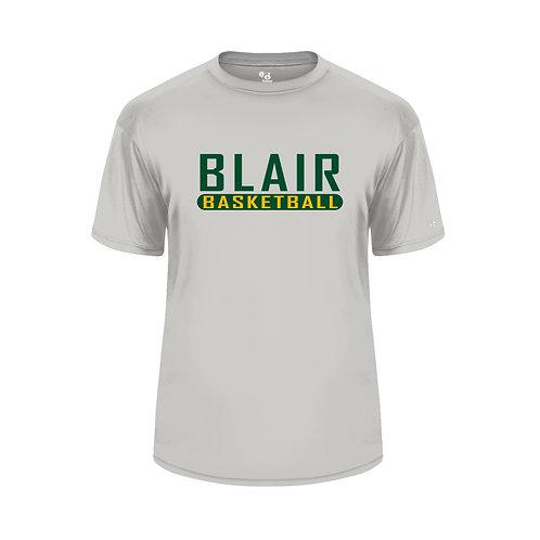 Badger Men's B-Core SS Shirt Blair Basketball