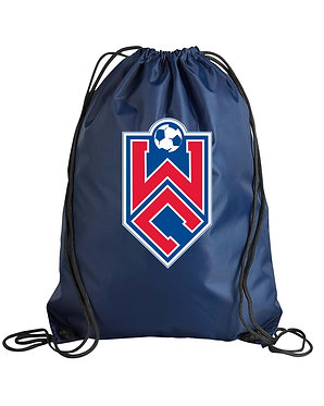 White Clay SC Gym Sack (Navy)