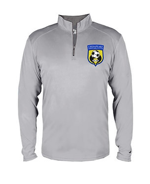 CSC 1/4 Zip Training Top