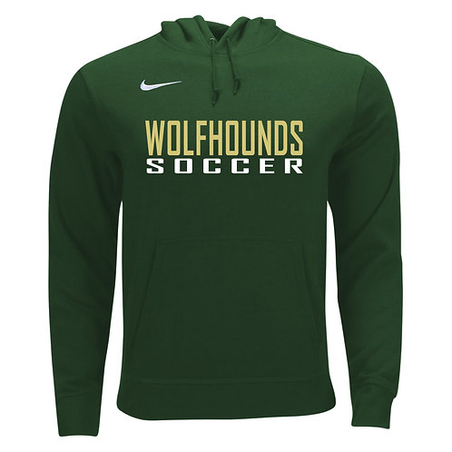 Nike Club Fleece Hoody St Patrick Wolfhounds Soccer
