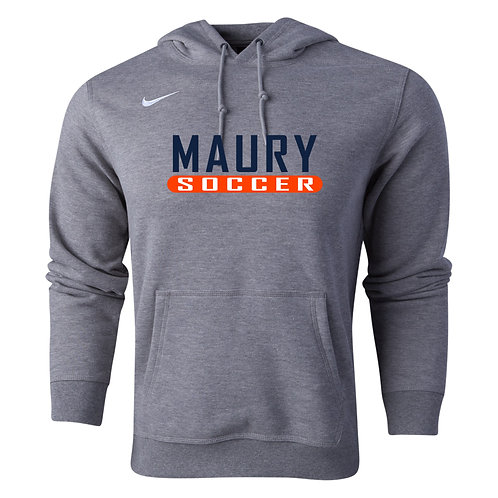 Nike Men's Club Fleece Hoody Maury Soccer