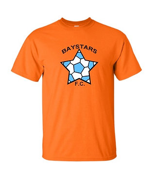 Baystars FC Big Logo T-Shirt (Various Colors)