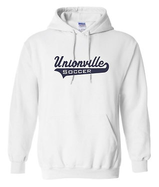 Unionville Hooded Script Sweatshirt (Various Colors)