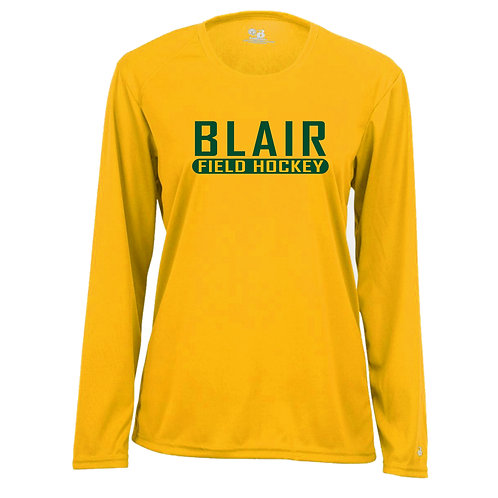 Badger Women's B-Core LS Shirt Blair Field Hockey