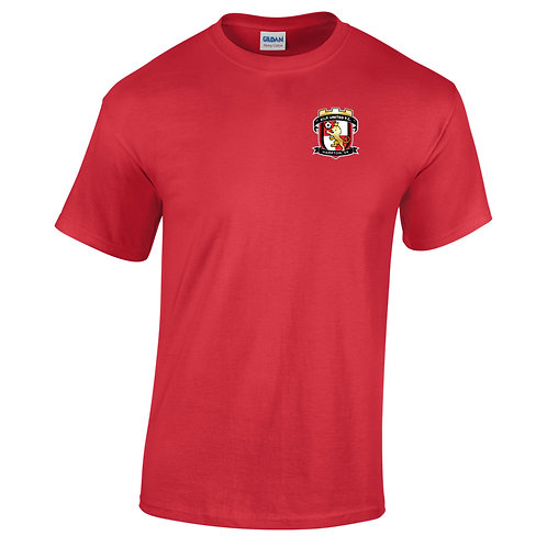 VIP United Essential SS Cotton T-Shirt