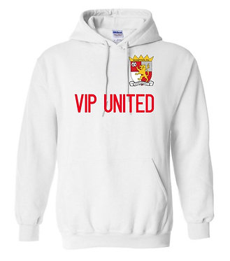 VIP United Advanced Hooded Sweatshirt (Various Colors)
