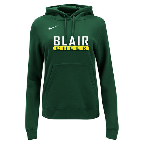 Nike Women's Club Fleece Hoody Blair Cheer