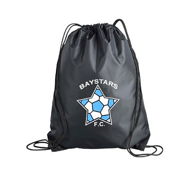 Baystars FC Gym Sack (Various Colors)