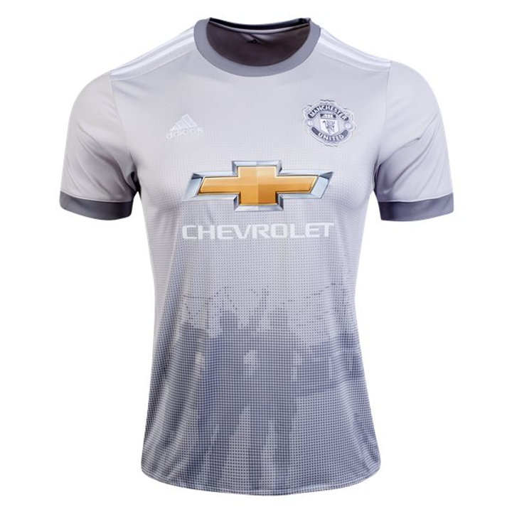 huge selection of fde11 8a931 Adidas Manchester United FC 17/18 Third Jersey (AZ7565) | premiersoccer