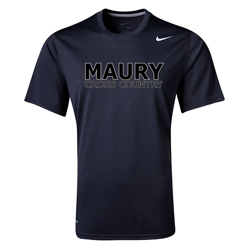 Nike Men's Legend SS Crew Maury Cross Country