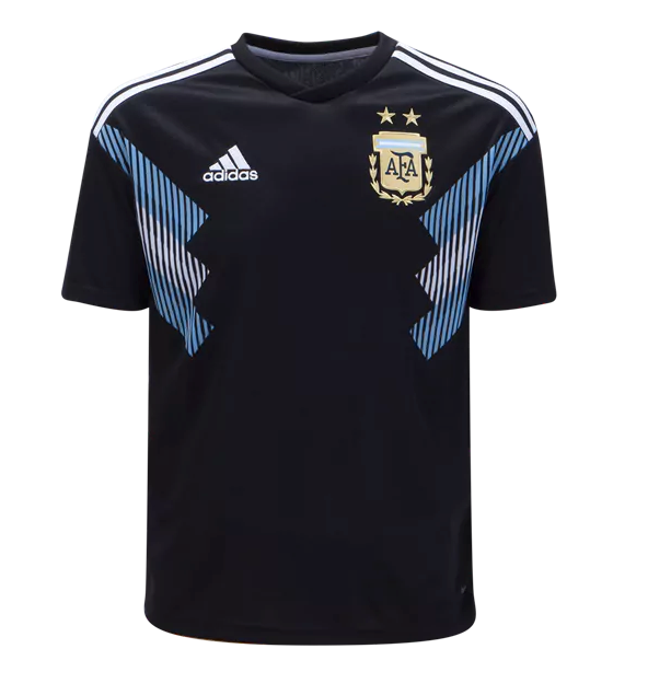 2dcf729df5d Adidas Youth Argentina 17 18 Away Jersey (BQ9341)