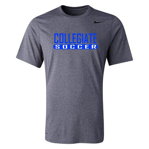 Nike Men's Legend SS Crew Collegiate Soccer