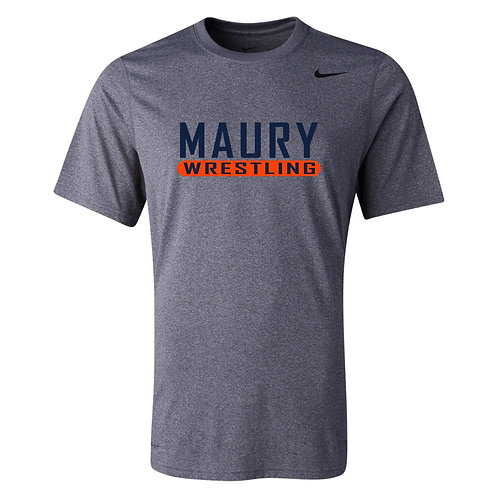 Nike Men's Legend SS Crew Maury Wrestling