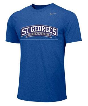 Nike SGTHS Soccer Legend SS Crew (Royal)