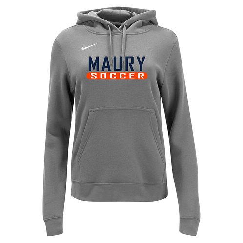 Nike Women's Club Fleece Hoody Maury Soccer