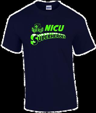 Men's CHKD NICU Superheroes Tee