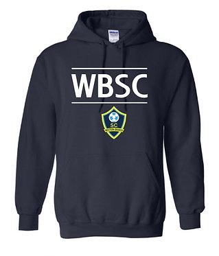 WBSC Hooded Fan Sweatshirt (Various Colors)