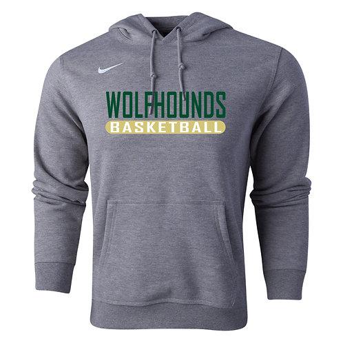 Nike Club Fleece Hoody St Patrick Wolfhounds Basketball