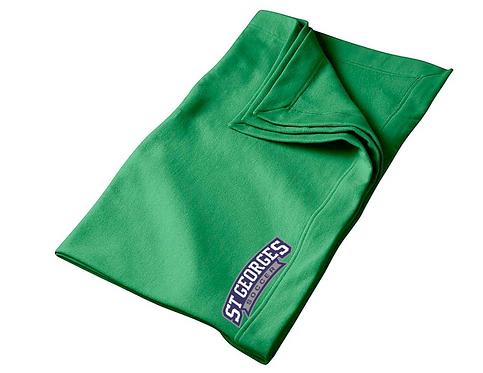 SGTHS Soccer Fan Blanket (Green)