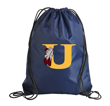 Unionville HS Gym Sack (Navy)