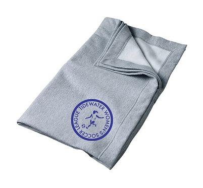 TWSL Stadium Blanket (Grey)