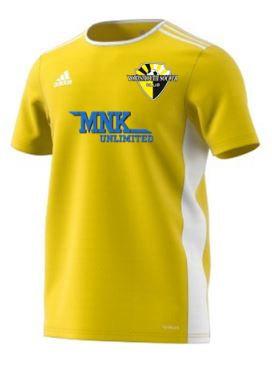 Adidas PSC Jersey 2018 (Yellow)