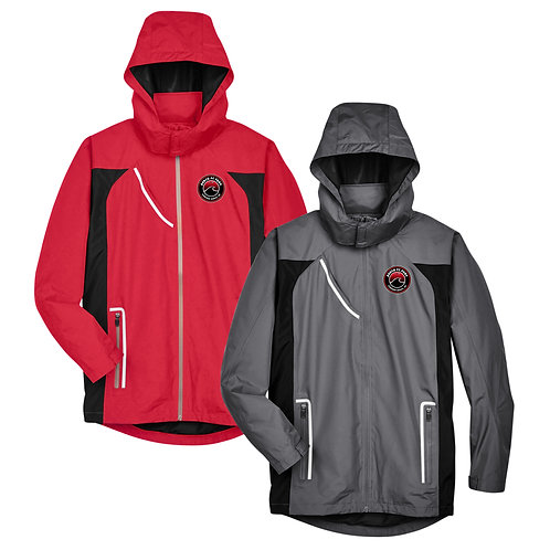 Beach FC Fury ADULT Team 365 Dominator Waterproof Hooded Rain Jacket