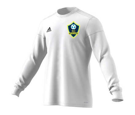 Adidas WBSC Long Sleeve Jersey (White)