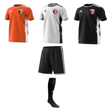 Adidas CSL Travel Uniform Package