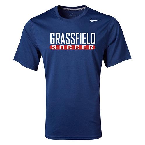 Nike Men's Legend SS Crew Grassfield Soccer
