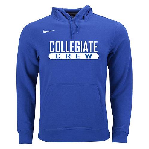 Nike Men's Club Fleece Hoody Collegiate Crew
