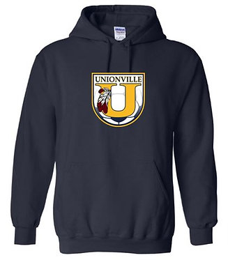 Unionville Hooded Crest Sweatshirt (Various Colors)