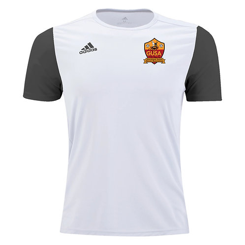 adidas GUSA 2021 Jersey (White)