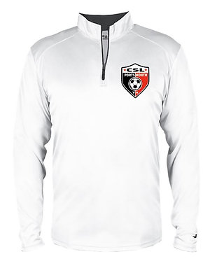 CSL Advanced 1/4 Zip Training Top