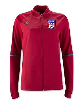 Adidas LSA LIberty Training Jacket (Red)