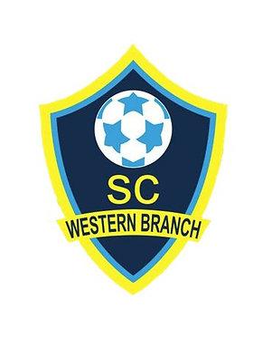 Western Branch Soccer Club Bumper Sticker