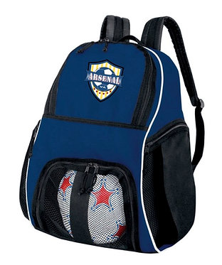 AYSO Core Backpack (Navy Blue)