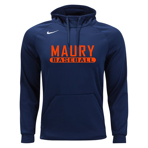 Nike Men's Therma Training Hoody Maury Baseball