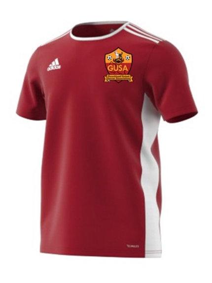 Adidas GUSA Jersey (Red)