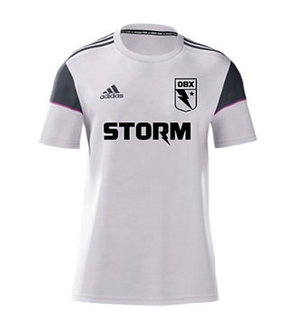 Adidas Custom OBX Academy Jersey (White)