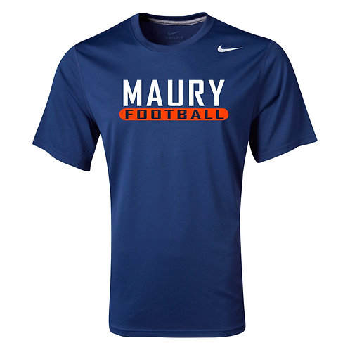 Nike Men's Legend SS Crew Maury Football