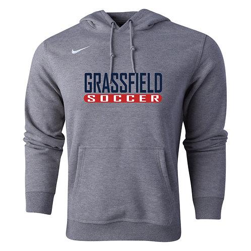 Nike Men's Club Fleece Hoody Grassfield Soccer