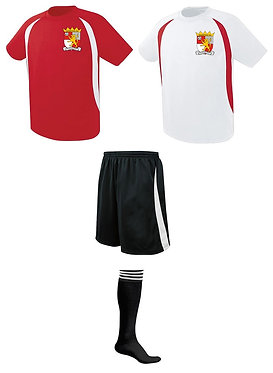 VIP United U9 TASL Uniform Package