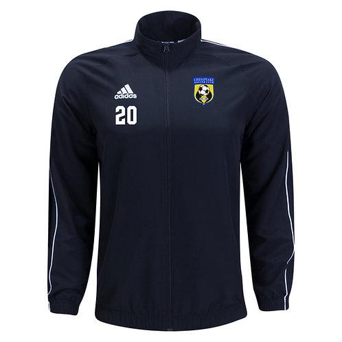 adidas Chesapeake SC Elite Core Jacket