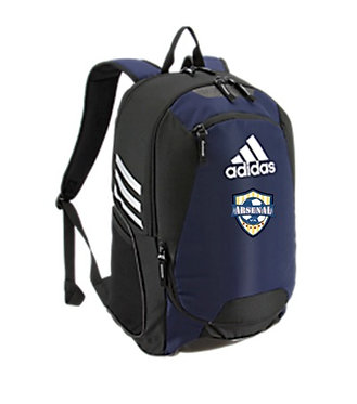 Adidas AYSO Arsenal Backpack (Navy)