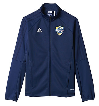 Adidas AYSO Arsenal Training Jacket (Navy)