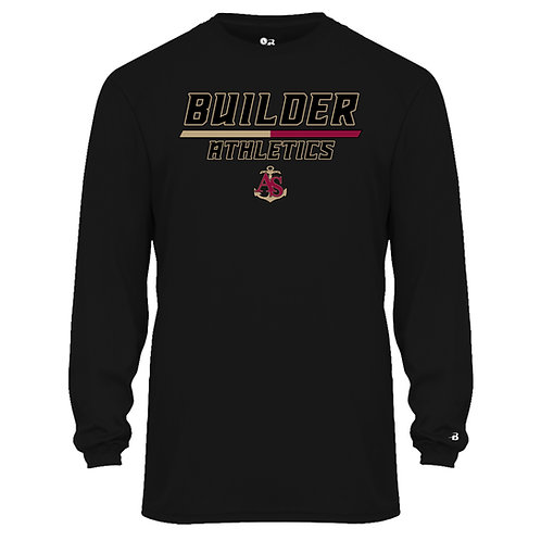 Builder Athletics Badger Men's B-Core LS Shirt Apprentice Athlete