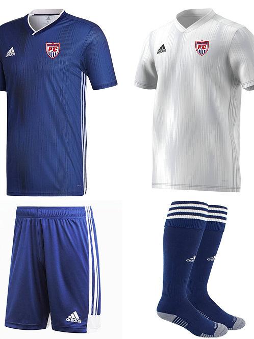 adidas Suffolk FC 2020 Uniform Package