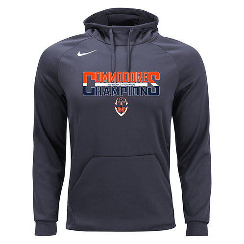 Nike Men's Therma Hoody Maury Football State Champs