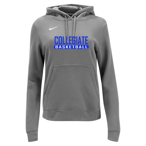Nike Women's Club Fleece Hoody Collegiate Basketball